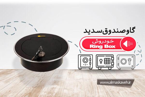 گاوصندوق خودرویی مدل Ring Box